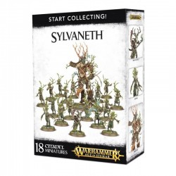START COLLECTING SYLVANEHT