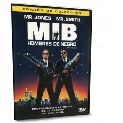 MEN IN BLACK (DVD) 1997 WILL SMITH