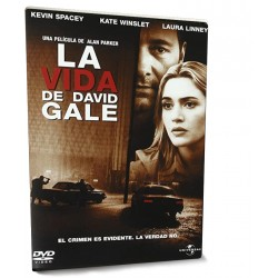 LA VIDA DE DAVID GALE (DVD) ALAN PARKER