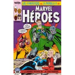 Marvel Héroes Vol.1 n° 11 (1987)