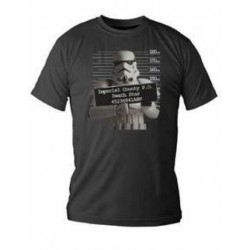 STORMTROOPER FICHADO CAMISETA CHICO STAR WARS