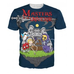 Masters of the Universe, Adventure Time (Masters del Universo, Hora de Aventuras)
