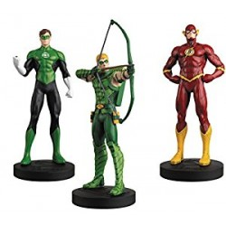 FLASH, GREEN ARROW & GREEN LANTERN BOXSET