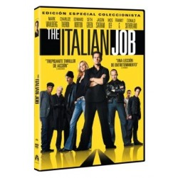 THE ITALIAN JOB (DVD ) 2003