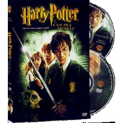 HARRY POTTER Y LA CÁMARA SECRETA (ESPECIAL) 2 DVD